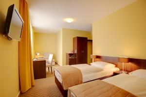 Hotel Mercedes Zimmer Komfort