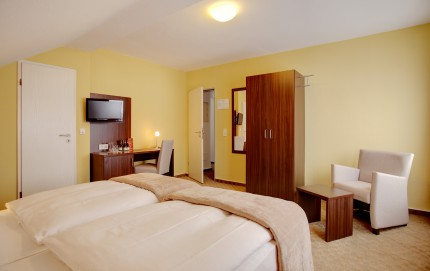 Hotel Mercedes Zimmer Bonn